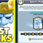 Ghost Parade Challenge Deck Clash Royale