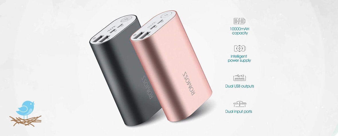 پاوربانک Romoss ACE 10000mAh Power Bank